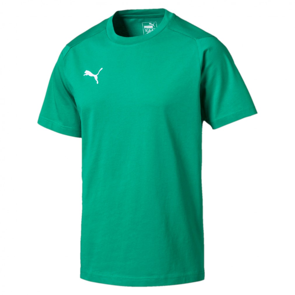 puma spirit ii shirts gr n yam yam world. Black Bedroom Furniture Sets. Home Design Ideas