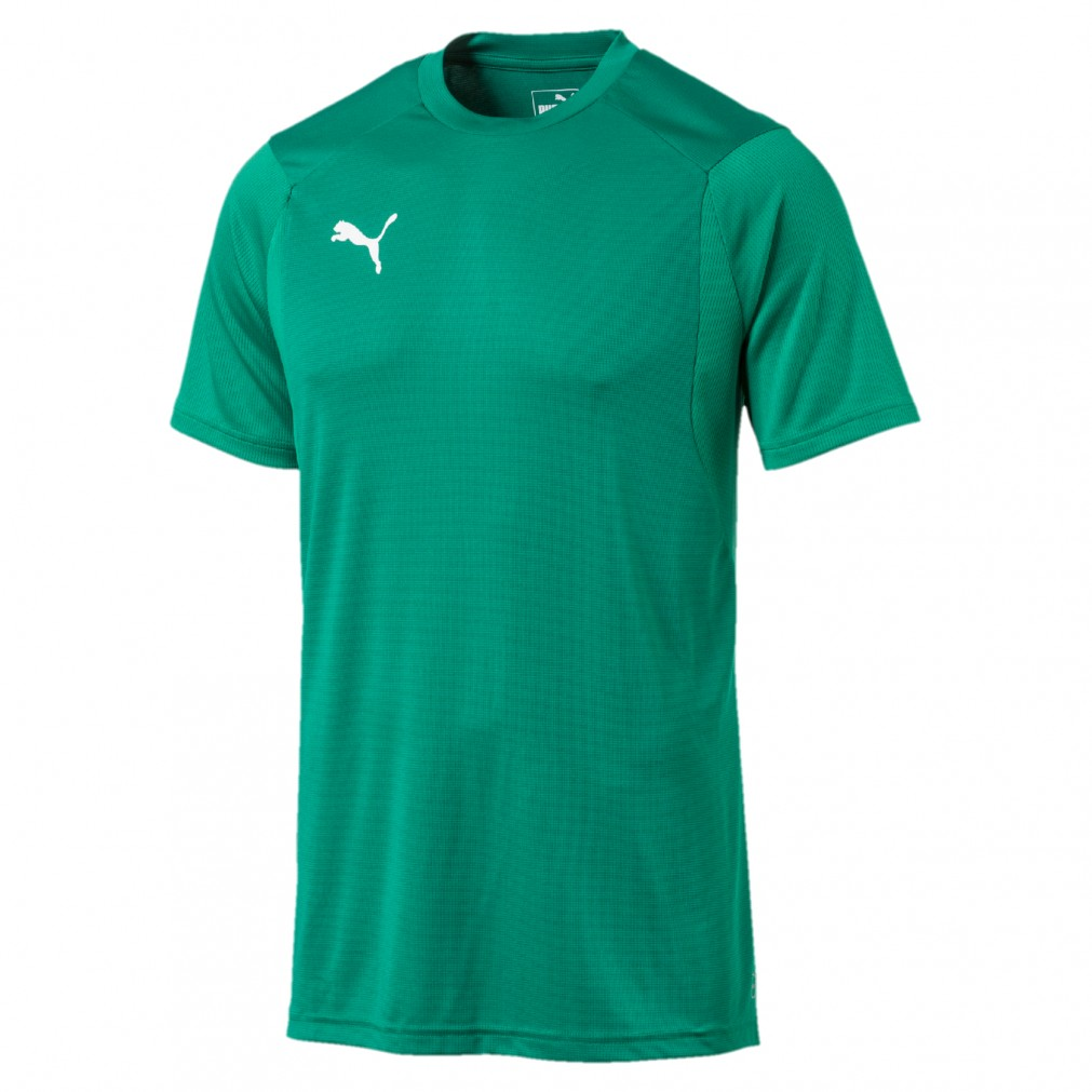 puma liga training jersey shirts blau yam yam world. Black Bedroom Furniture Sets. Home Design Ideas
