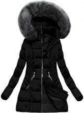 719d961d7fb411 Yam Yam Fashion GESTEPPTE WINTERJACKE SCHWARZ Jacken Happy Size schwarz