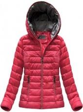 e32018071d181e Yam Yam Fashion ÜBERGANGSJACKE MIT KAPUZE ROT Jacken rot
